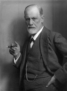 Sigmund Freud, 1856-1939,fondateur de al psychanalyse